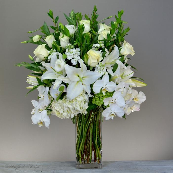 Karbeyaz Arajman Çiçek